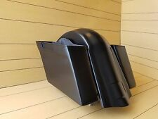 4¨STRETCHED SADDLEBAGS & OVERLAY FENDER INCLUDED FOR HARLEY DAVIDSON SOFTAILS