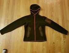 arcteryx womens xs covert hoody fleece sweater material