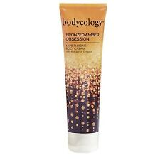 ~ONE (1) 8 FL OZ (227g) BODYCOLOGY BRONZED AMBER OBSESSION W/RICH BUTTER COMPLEX