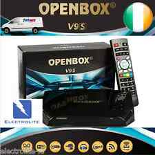 Genuine NEW Model Openbox V9S Satellite Receiver - WiFi + VOD + IPTV Function
