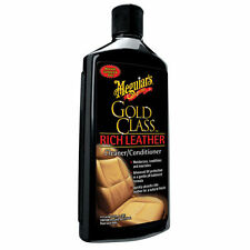 Meguiars Gold Class - Rich Leather Cleaner Conditioner, 414 ml