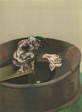 Francis Bacon  Vintage Lithograph from Derriere le Miroir (DLM) No. 162 1966