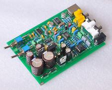 Z  WM8740 + DIR9001 DAC Board Support coaxial and USB input