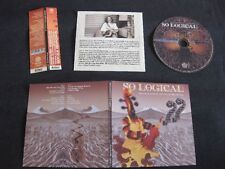 ROGER HODGSON (Supertramp), So Logical, Live 2014, CD Mini LP, EOS-337