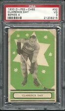 1933 OPC #32 Clarence Day PSA 3