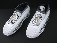 ADIDAS THE KOBE BRYANT TWO 2002  PEARL WHITE VIGGO ARTWORK TAG RARE size 10.5