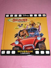 2006 Disney Stitch The Movie Moviebook Library Volume 6 Childrens Book #BK08