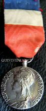 DEC3039 - MEDAILLE DU TRAVAIL type RIVET - FRENCH MEDAL