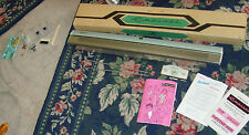 Vintage Empisal Instant Knitter with lots pieces crafting knit knitting machine