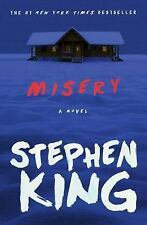 Misery : A Novel by Stephen King (2016, Paperback)