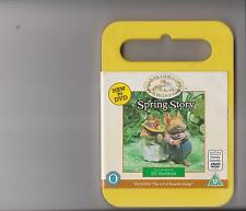 BRAMBLY HEDGE SPRING STORY DVD CARRY ME CASE KIDS