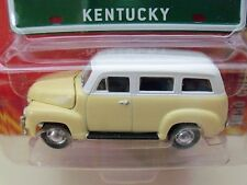 JOHNNY LIGHTNING - WORKING CLASS - (1950) '50 CHEVROLET SUBURBAN - DIECAST
