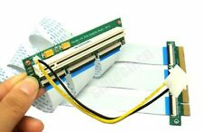 Sintech PCI-e express 16X Riser Extender Card +10/30cm FPC Cable+molex for GPU