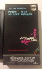 A Shot In The Dark Beta Tape Super Rare Vintage. Peter Sellers, Elke Sommer Oop