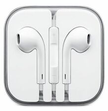 Earphones Headphones Earbuds EarPods Remote Mic Apple iPhone 4 5 5S 5C 6 6S PLUS