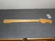 NEW - Fender Neck For Geddy Lee Jazz Bass, Tinted Finish, #JMF-B