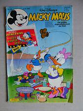 Micky Maus Hefte, Nr. 38 / Jahrg.1986,  Comics, Walt Disney,