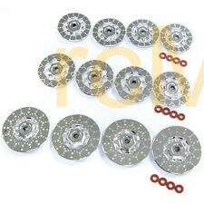 Yeah Racing Brake Disc Kit EP 1:10 RC Cars Drift Touring On Road #YA-0169