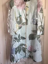 BNWT Ted Baker  Rafell Distinguishing Rose Print Coat Mint size 2