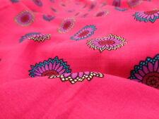 Tela de Rayón 100% (por Metro) 'yate' , tela del vestido, bufandas, Women's Wear