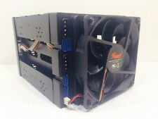 Rosewill 3 x 5.25-Inch to 4 x 3.5-Inch Hot-swap SATAIII/SAS Hard Disk Drive Cage