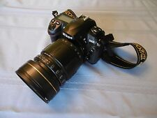 Nikon D200 10.2 MP Digital SLR Camera with Tamron Lens & Accessories (see notes)