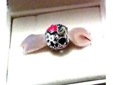 Pandora Disney Parks Minnie Mouse Mania Charm Body Parts Enamel Sterling Bead