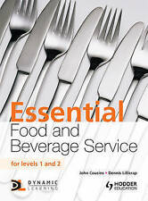 Essential Food and Beverage Service: Levels 1 & 2