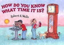 How Do You Know What Time It Is?-ExLibrary