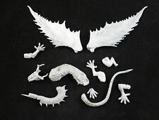 Tom Meier Thunderbolt Mountain Metal Miniatures : Battling Bronze Dragon Kit