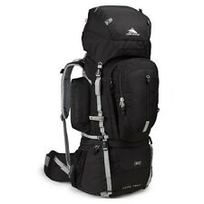 Aluminum Frame Backpack Hiking Camping Top Load Ergo Fit 90L Large Size Capacity