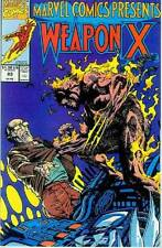 Marvel Comics Presents # 83 (Weapon X by Barry Windsor-Smith) (Estados Unidos, 1991)