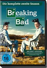 BREAKING BAD komplette Season Staffel 2 NEU OVP 4 DVDs Bryan Cranston Aaron Paul