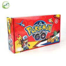 8X Pokemon Pokeball + 8X Random Figure Cosplay Pop-up Ball 7cm Cartoon Toy Kids