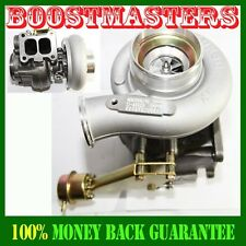 "For CUMMINS HX35W Diesel Turbo Charger HOLSET T4 Flange 4"" VBAND UPGRADE"