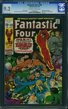 FANTASTIC FOUR #100  US MARVEL 1970  Jack Kirby  NM CGC 9.2