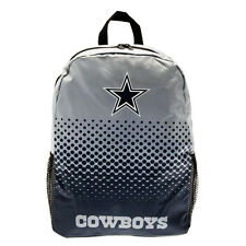 NFL AMERICAN FOOTBALL LEAGUE DALLAS COWBOYS FADE SCHOOL BACKPACK XMAS GIFT