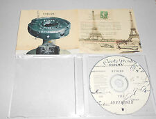 Single CD Enigma - Beyond The Invisible  1996  5.Tracks   MCD E 1