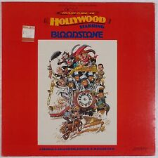 HOLLYWOOD: Ost Soundtrack BLOODSTONE London SEALED Vinyl LP Funk R&B