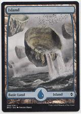 25x Full Art Basic Land ISLAND #258 BFZ Battle for Zendikar MtG x25!!