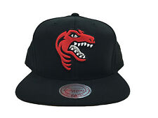 TORONTO RAPTORS NBA ELEMENTS Mitchell & Ness Snapback Hat in Black