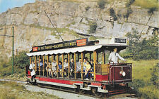BLACKPOOL & FLEETWOOD No. 2 Tramway Museum Crich Card T6585 Seller's Ref: 19015