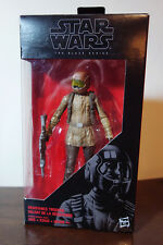 Star Wars The Force Awakens Black Series 6-inch Resistance Trooper