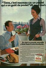 """Publicité Ancienne """" Cuisine ASTRA 1971 (  P. 31 )"""