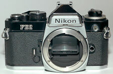 Nikon FE2 film camera body only