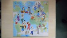 Kids' Records Sally Rogers PEACE BY PEACE LP 1988