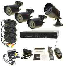 8CH Full D1 Security HDMI Video,Sony CCD 650TVL In/Out Cameras DVR System,1TB