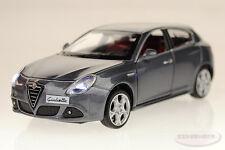 1:32 Alfa Romeo Giulietta Alloy Diecast Car Model Toy Sound&Light Gray 2261