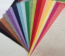 20 pcs. of handmade mulberry Saa paper - Scrapbook, Craft, Card, Invitations