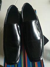 TKS Dressy Shoes For Boys Size 4 Black Color